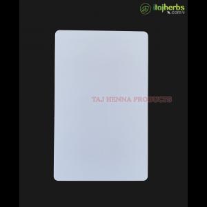Taj Acrylic Board mehandi Practice Reusable Both Side - 4 Piece