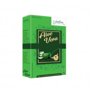 Gulmohar Aloe Vera Powder