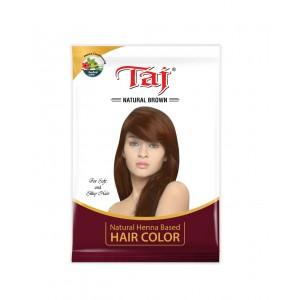 Taj natural brown Front 15g