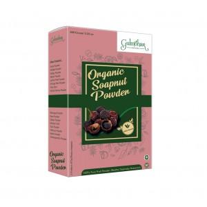 Gulmohar 100% Natural Organic Reetha Powder (Soapnut) For Hair Growth - 200G